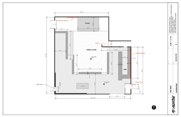 Bar Set Layout & Modifications