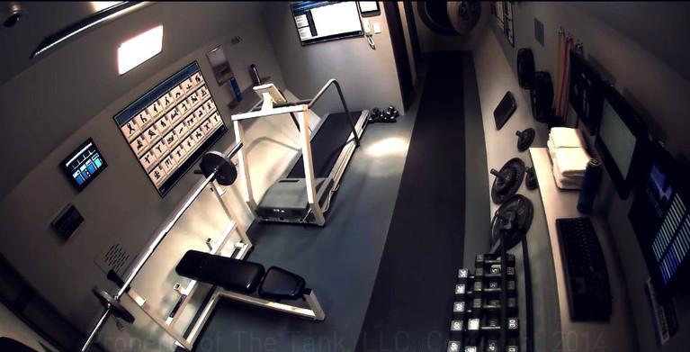 Film Still - Gym Module