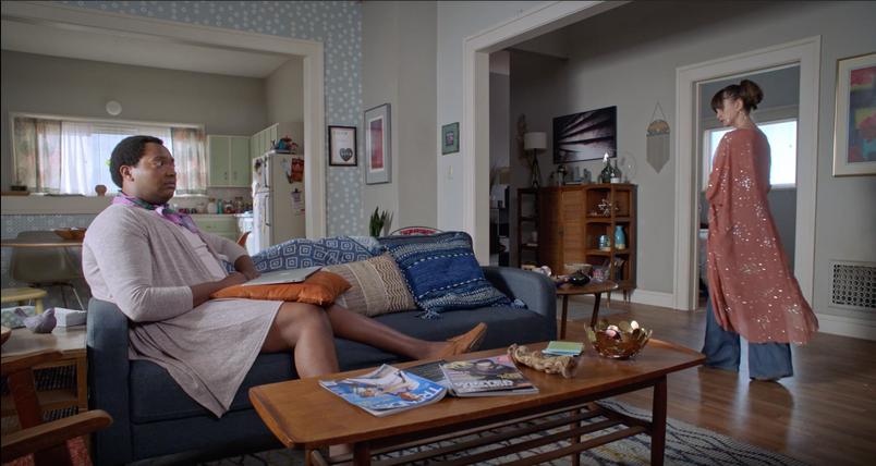 Film Still - Apartment