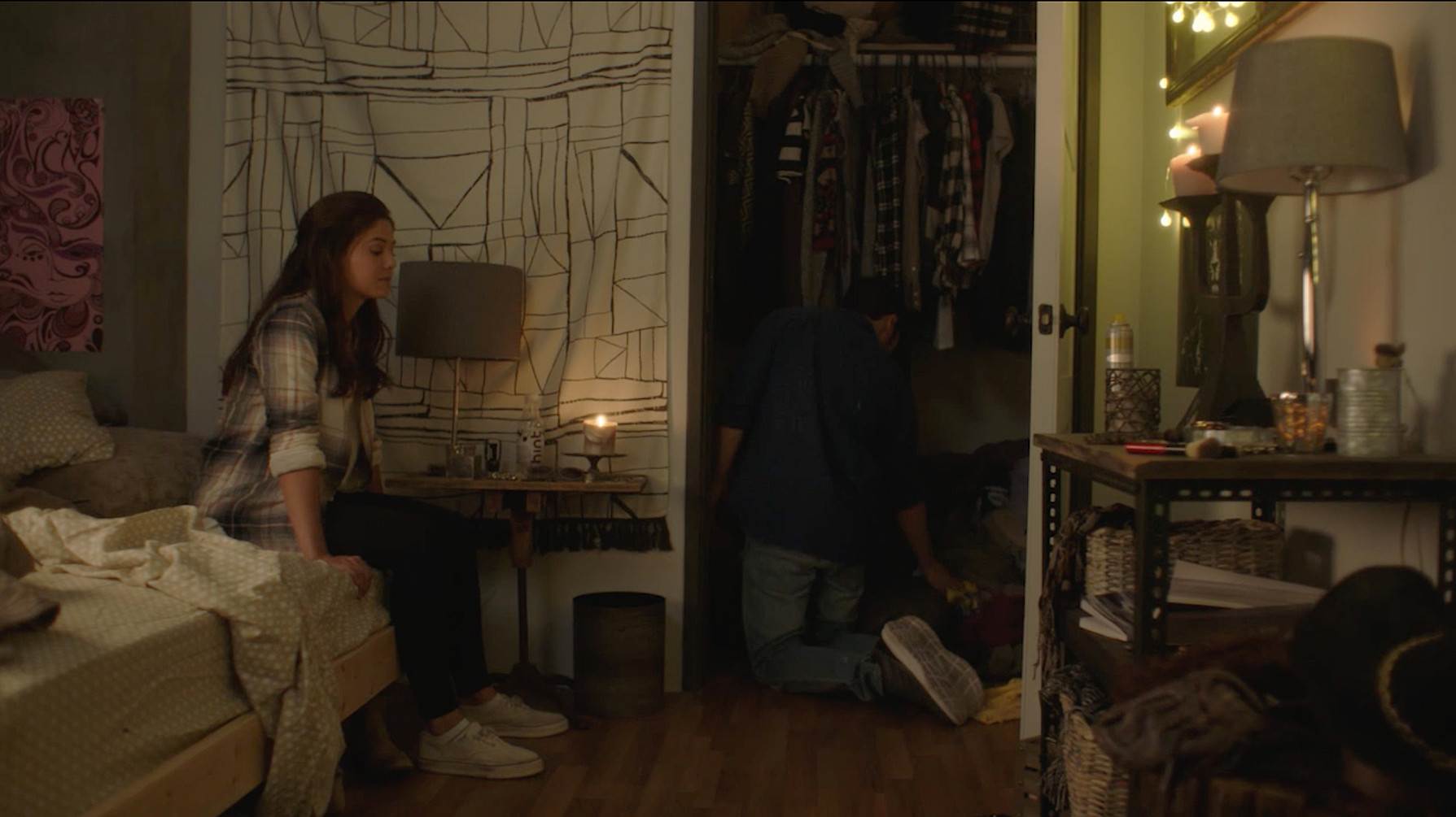 Film Still - Jess' Room