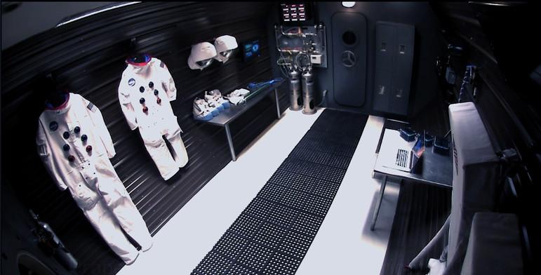 Film Still - Mars Prep Module