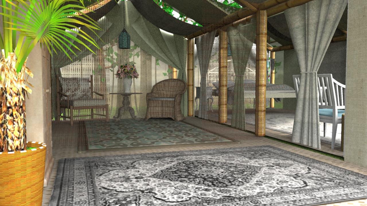 Queens Quarters Design Concept