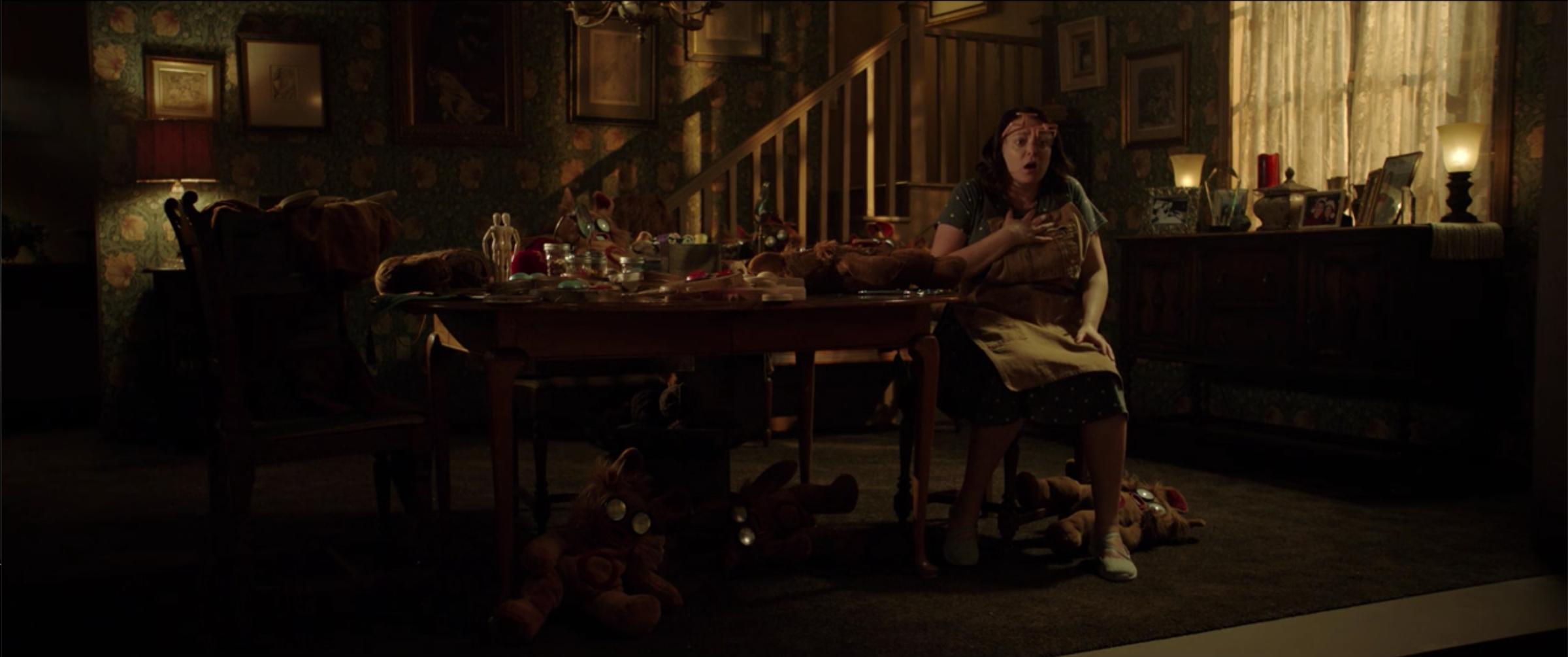 Film Still - Ellie's House
