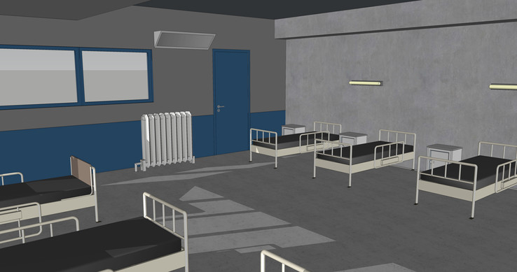 Group Bedroom Concept