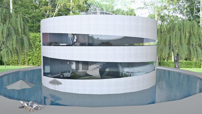 Architectural Model Concept