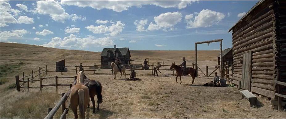 Film Still - Finished Ranch