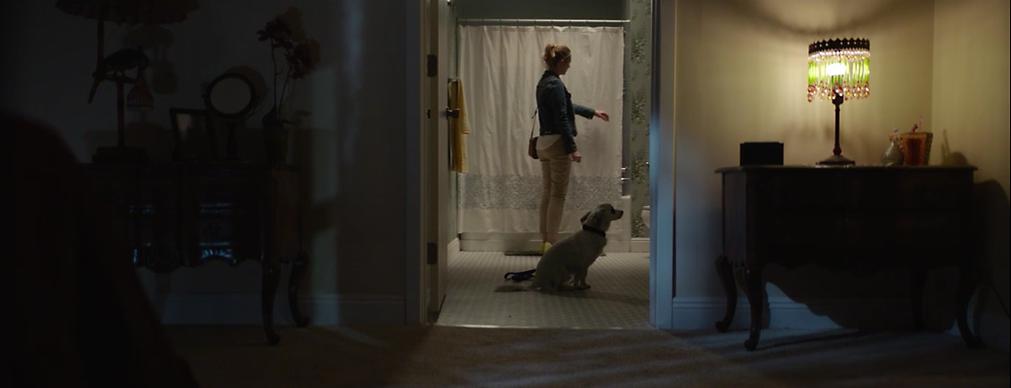 Film Still - Finished Bathroom Set