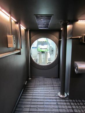 Finished Set - Hallway Connector