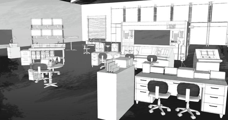 Lab Concept Sketch
