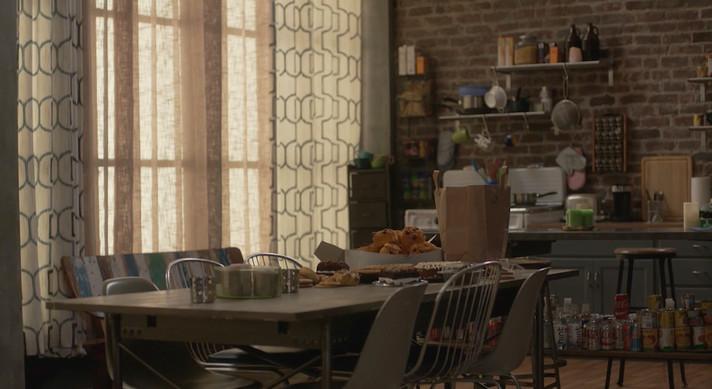 Film Still - Kitchen