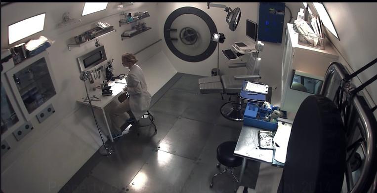 Film Still - Medical Module