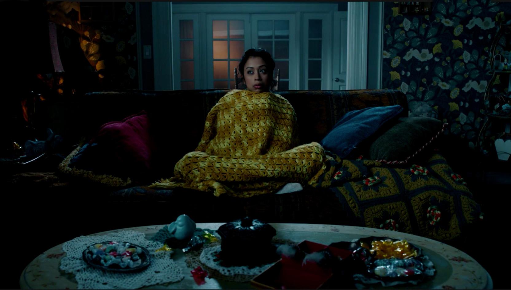 Film Still - Claudine's Apt.