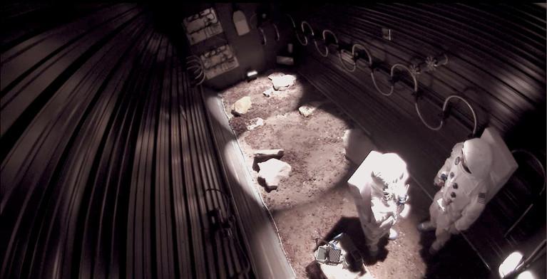 Film Still - Martian Lander Module