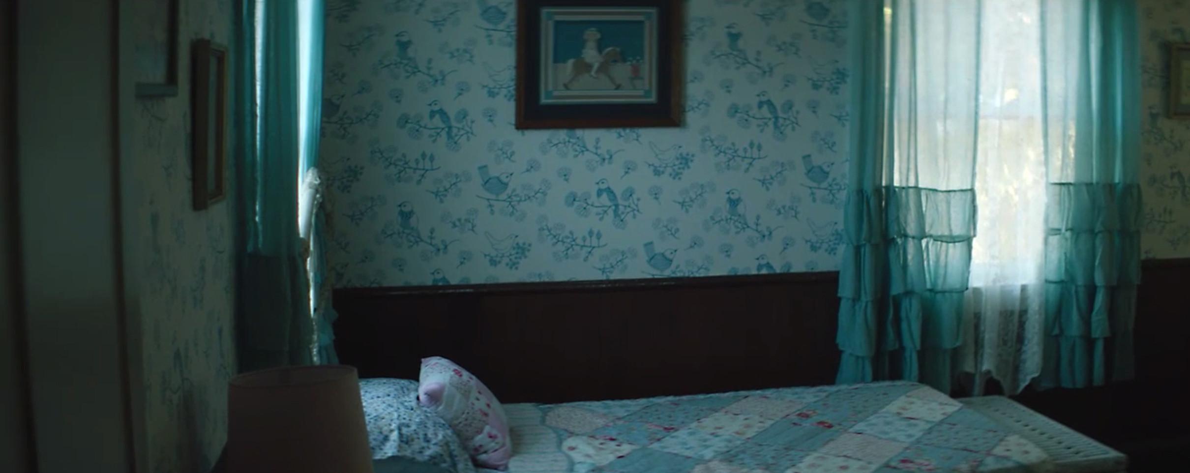 Film Still - finished nursery