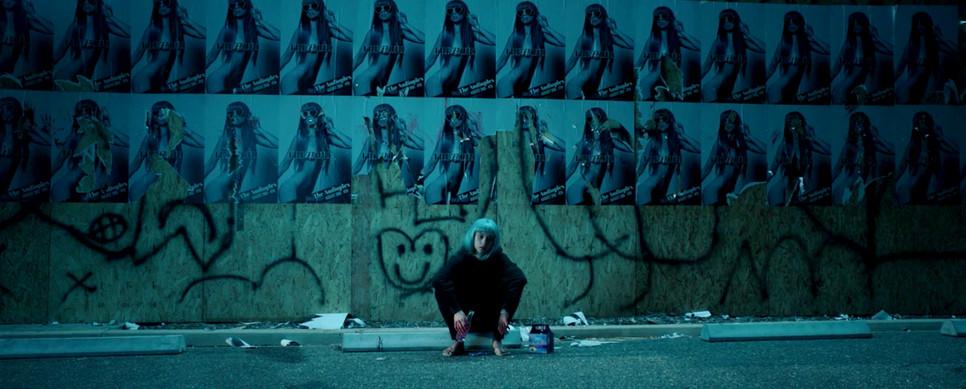 Film Still Poster Wall