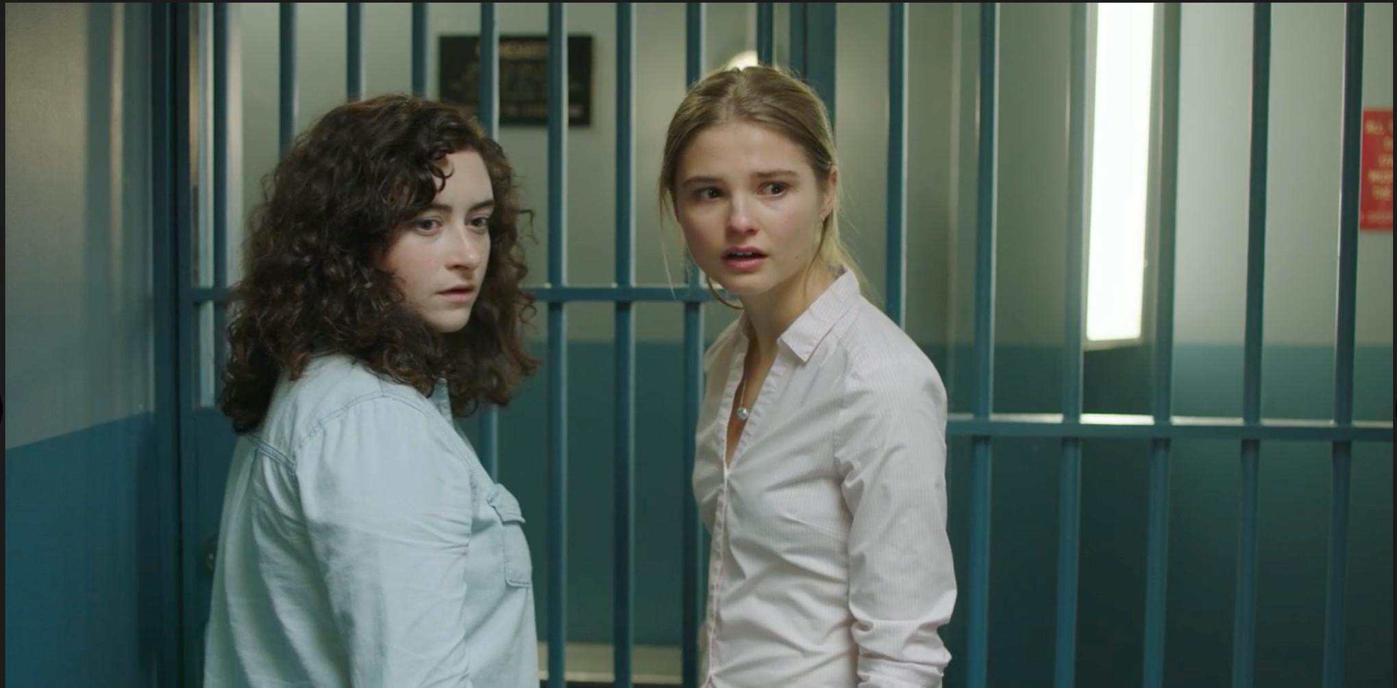 Film Still - Jail Cell