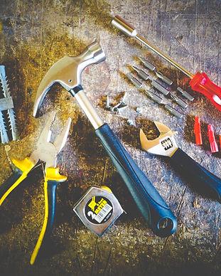 hammer-hand-tools-measuring-tape-175039.