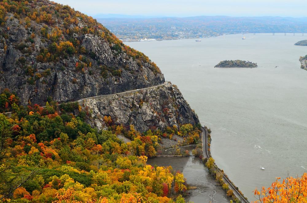 North Ridge of Crow's Nest