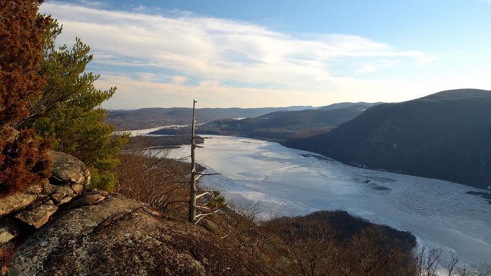 The rugged Hudson Highlands - the key to the American Revolution