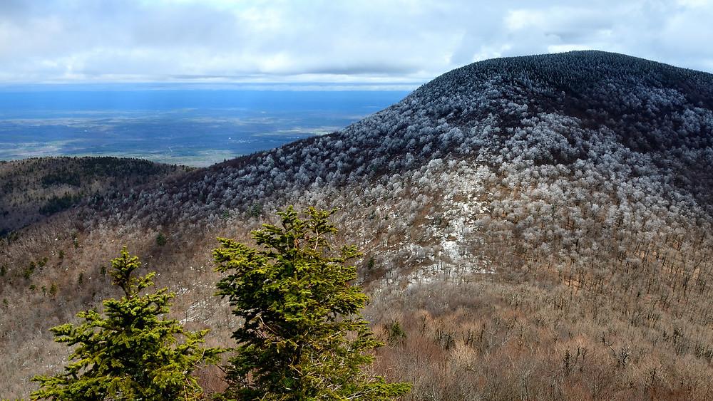 Blackhead Mountain from Black Dome