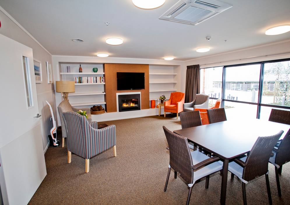 Shared home lounges