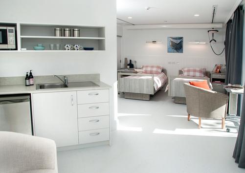 Puriri Home double room