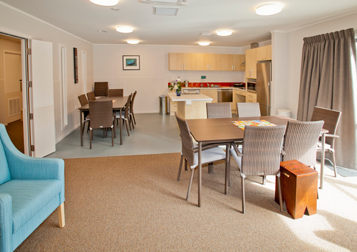 Shared living spaces