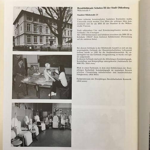 Altes Stadtmädchen oldenburg alte Schule BBS III