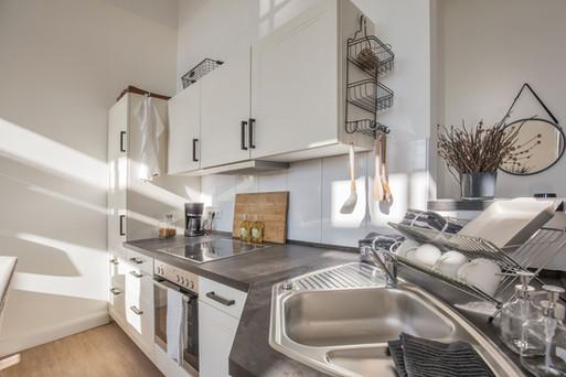 voll ausgestattete Küche - Geräte von Neff