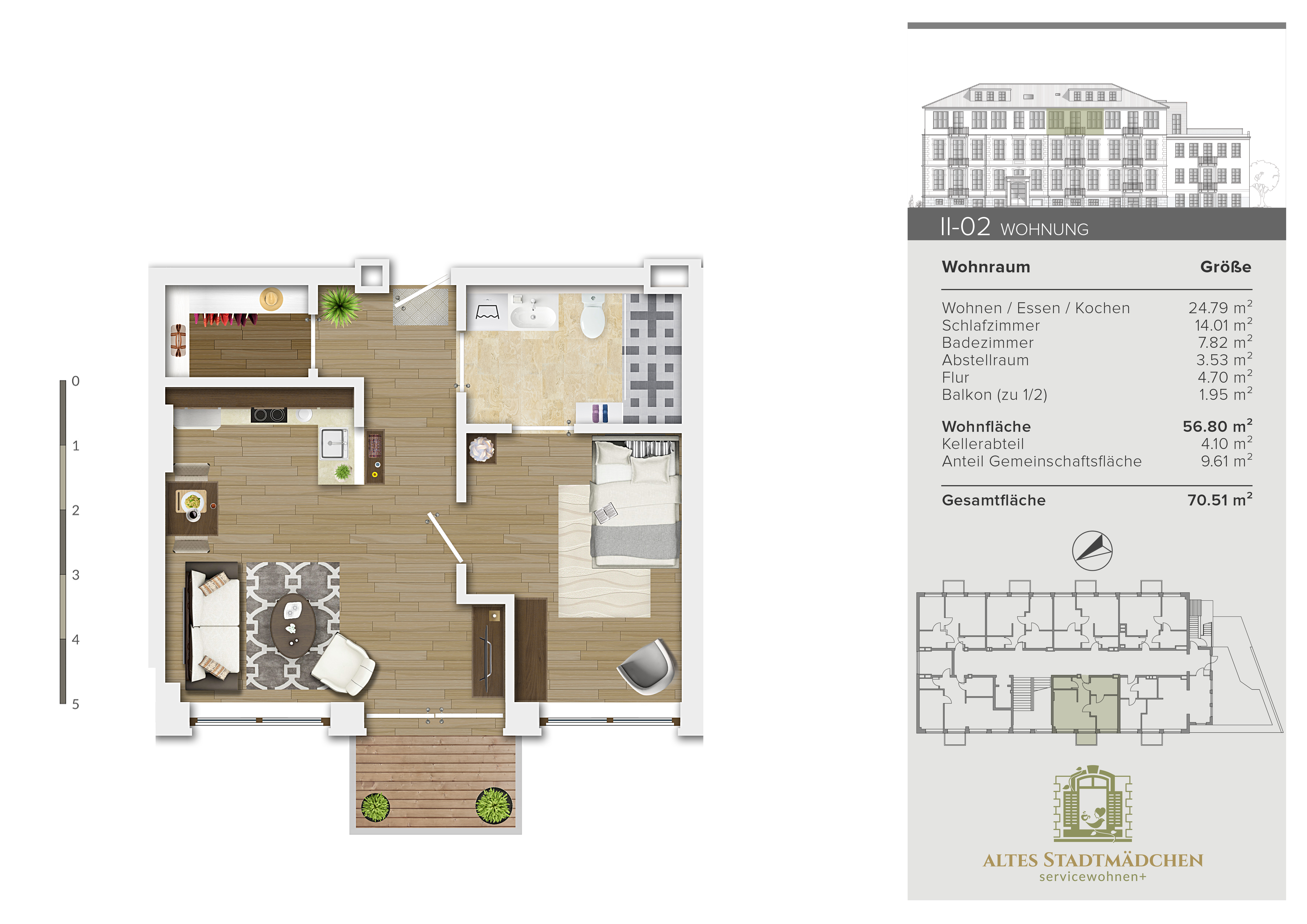 Wohnung II-02