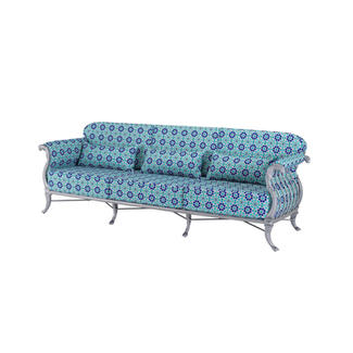 Luxor: Třímístné sofa