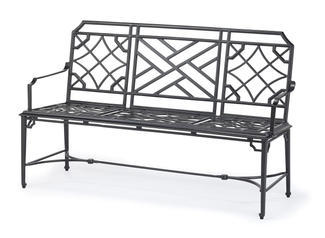 Rissington: Třímístná lavička