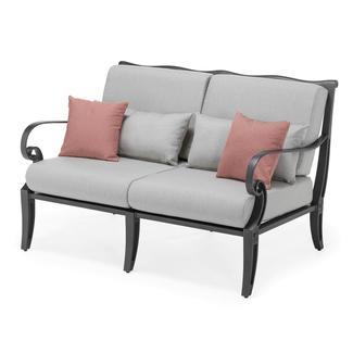 Scroll: Dvoumístné sofa