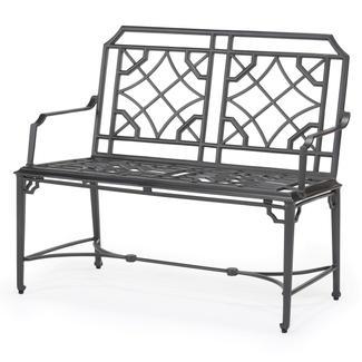 Rissington: Dvoumístná lavička