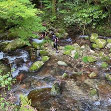 山、川遊び4