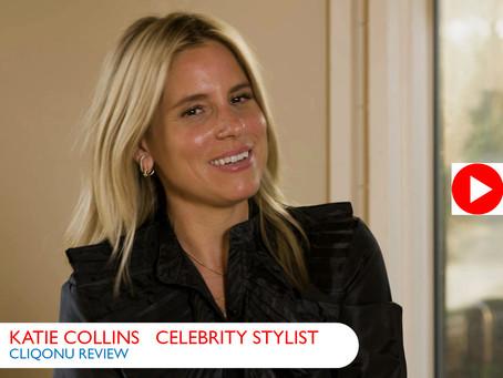 Celebrity Stylist, Katie Collins for CliqOnU