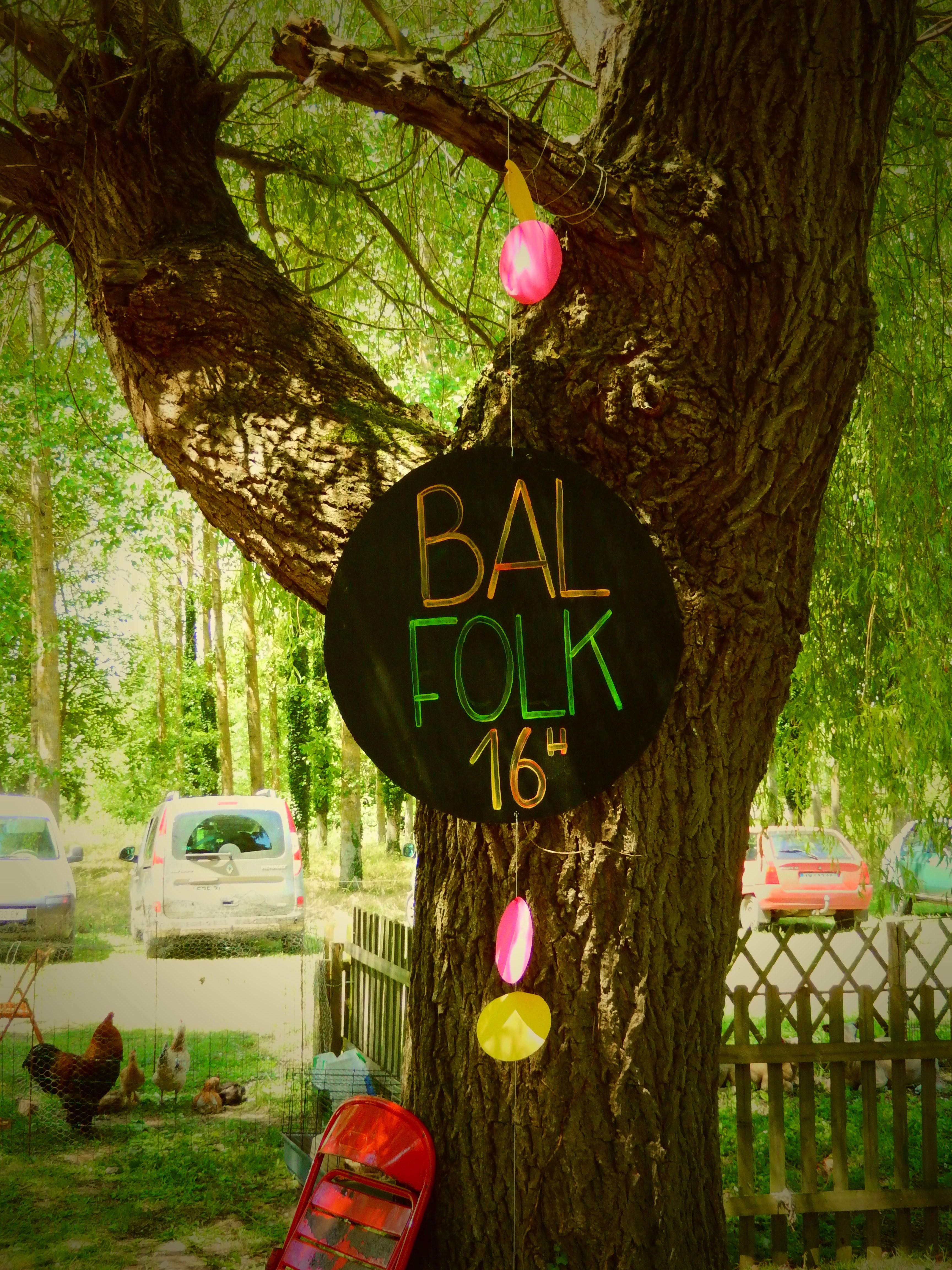 Bal Folk avec Bercédanse
