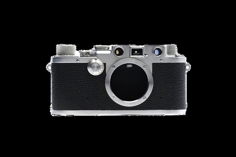 Leica IIIF Red Dial M39 Film Camera