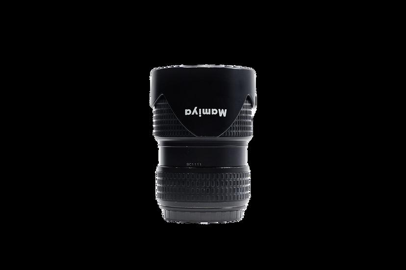 Mamiya Zoom Wide Angle Telephoto Lens 55-110mm f/4.5