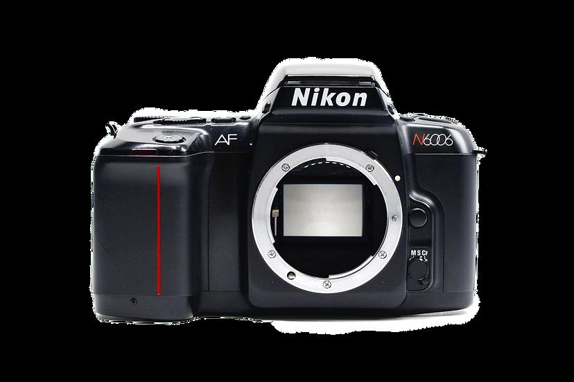 Nikon N6006 Body Only Film Camera