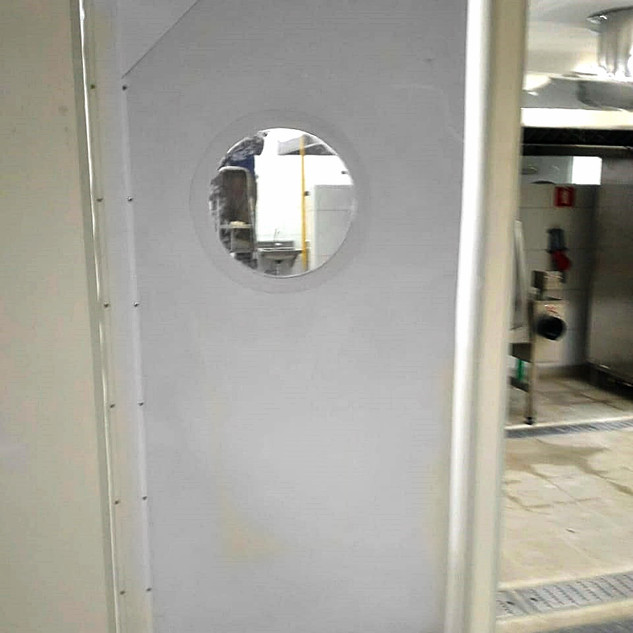 Portas Flxíveis e PVC Flexdoor