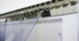 Acessórios para Cortina Flexível de PVC Cristal