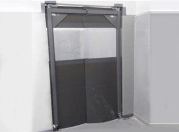 Quanto custa uma porta pvc flexível