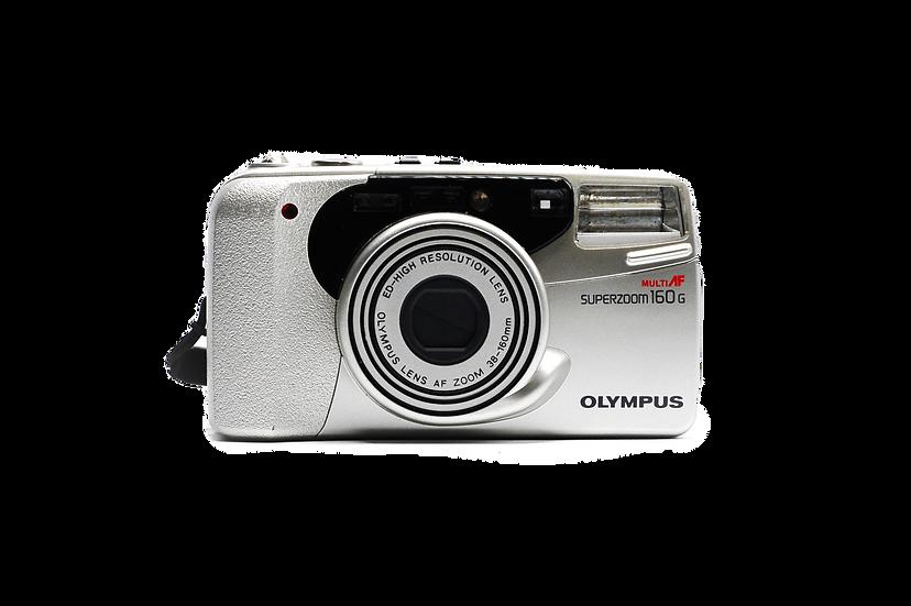 Olympus Superzoom 160g Film Camera