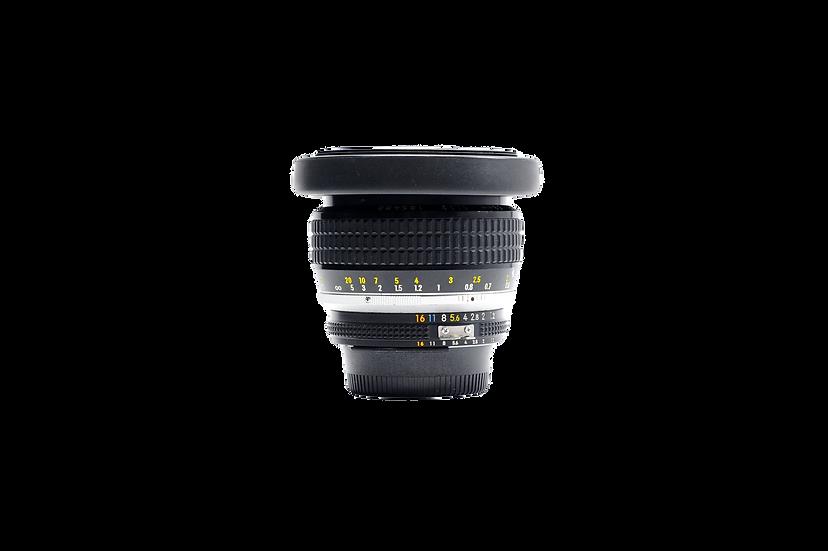 Nikon Nikkor 50mm f/1.2 Ai-S Noct Manual Focus Lens