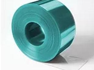 Cortina de PVC transparente para câmara frigorifica