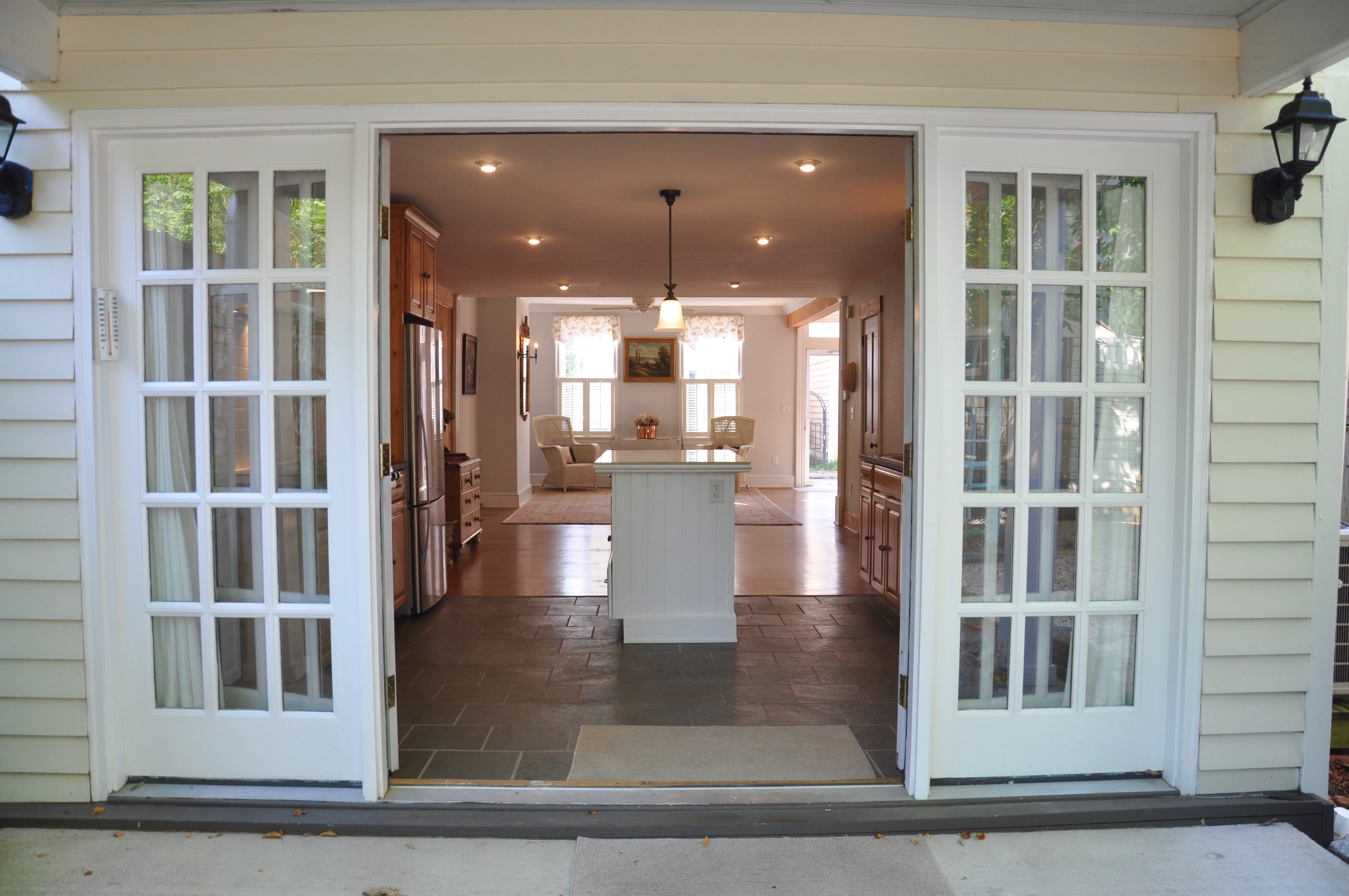 French Door Entry 110 S