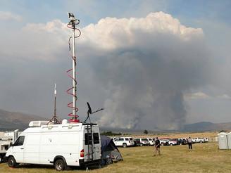 TacSat-5 Deploys to Nevada