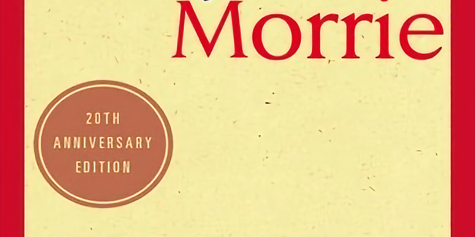 Tuesdays with Morrie (1)