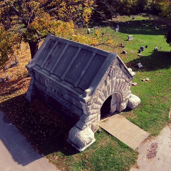 Eastern Cemetery Tours (Noon & 1:00PM)